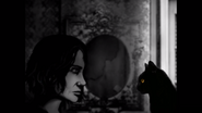 Susan and Teacup in the intro