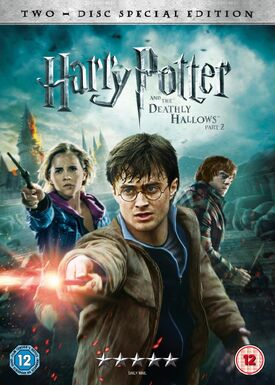 Harry Potter and the Deathly Hallows Part 2 Two-Disc Special Edition DVD