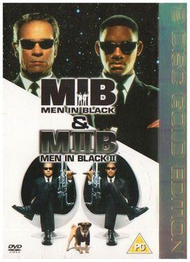 Men in Black & Men in Black II 2 Disc Gold Edition DVD