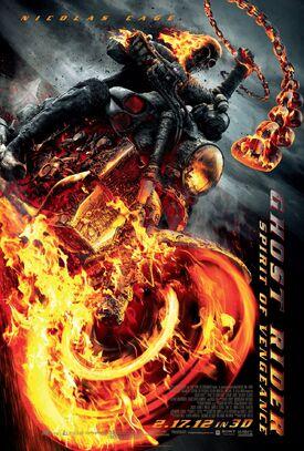 Ghost Rider Spirit of Vengeance poster