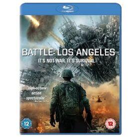 Battle los angeles blu-ray