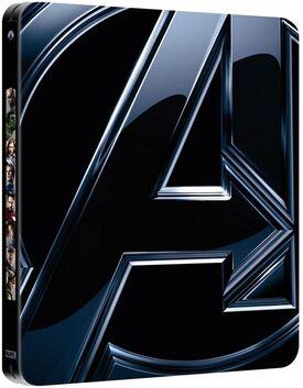 Avengers Assemble Blu-ray Steelbook