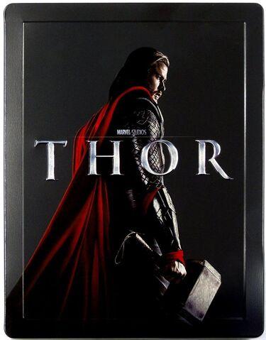 File:Thor Blu-ray Steelbook.jpg