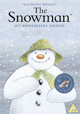 The Snowman 30th Anniversary Edition DVD