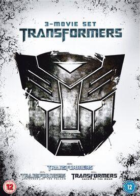 Transformers 1-3 Boxset DVD