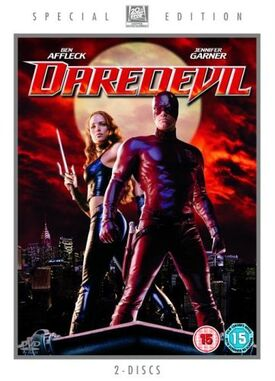 Daredevil Special Edition DVD