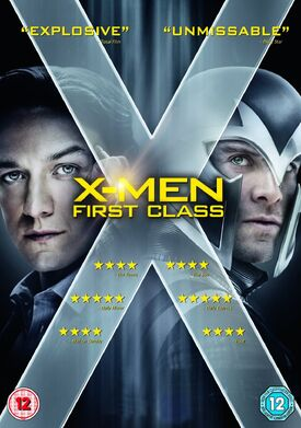 X-Men First Class DVD Digital Copy