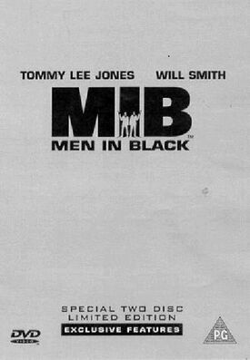 Men in Black Special Limited Two Disc Edition DVD