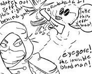 Jeff paladin vs eyegore