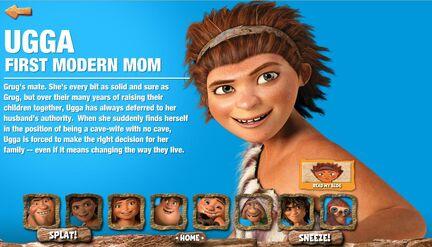 Ugga First Modern Mom