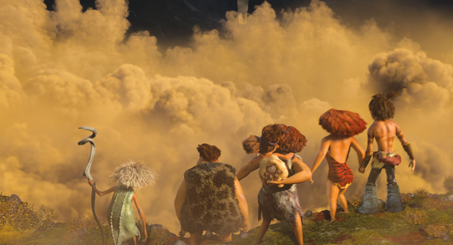 Image - The End.png | The Croods Wiki | FANDOM powered by ...