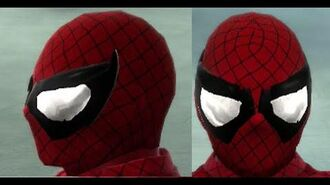 How to make Spider-Man in Soul Calibur V-0