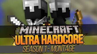 Minecraft Cube UHC Season 1 Montage