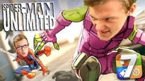 IOS Tuesday - Spider-Man Unlimited (Review & Gameplay)
