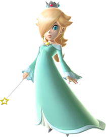 Rosalina from Super Mario Galaxy