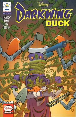 File:Darkwing Duck JoeBooks 8 cover.jpg