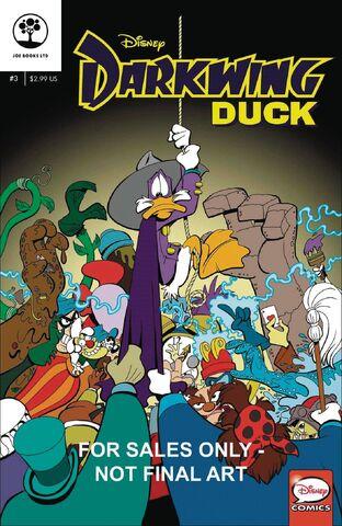 File:Darkwing Duck JoeBooks 3 solicited cover.jpg