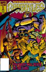 Gargoyles comic1