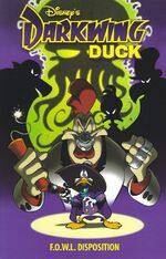 Darkwing Duck FOWL Disposition TPB