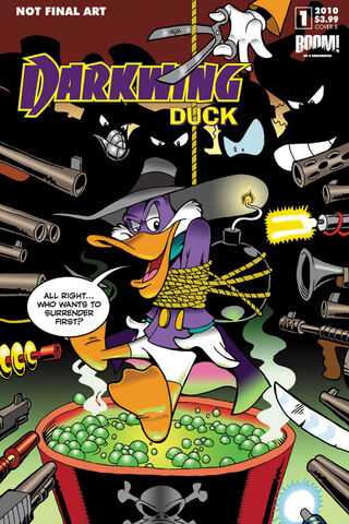 File:Darkwing Duck Issue 1 solicited cover.jpg