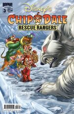 Rescue Rangers 2010 Comic Issue 3A