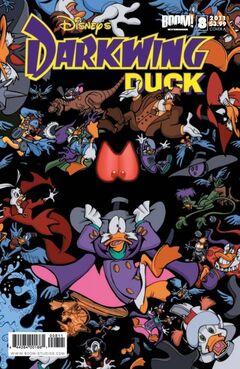 Darkwing Duck Issue 8A