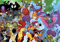 DarkwingDuck Definitively Dangerous Edition full cover art