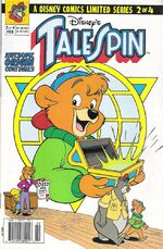 TaleSpin Limited Series issue 2