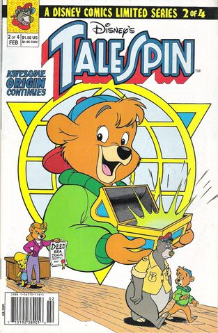 File:TaleSpin Limited Series issue 2.jpg