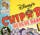 Chip 'n Dale Rescue Rangers (Disney Comics)