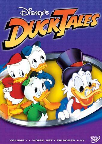 File:DuckTales Volume 1.jpg