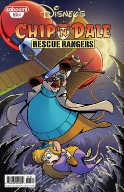 Rescue Rangers 2010 Comic Issue 6B
