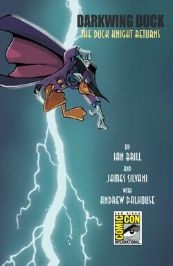 Darkwing Duck Issue 1E