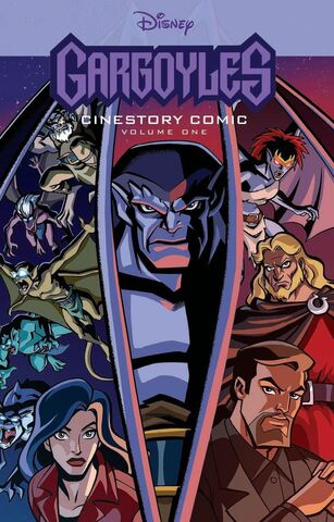 File:Gargoyles Cinestory Comic finalized.jpg