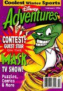 DisneyAdventures-Feb1996