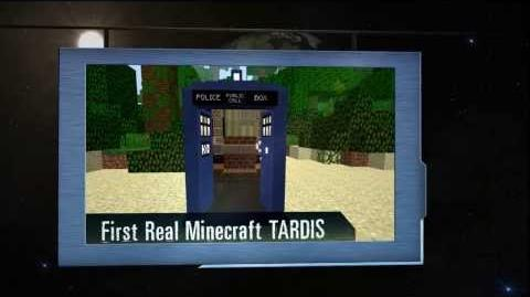 Doctor Who Client Mod - 2014 - First Real Minecraft TARDIS - New Trailer