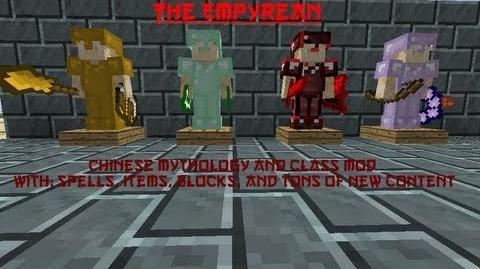 Minecraft Mod Showcase Empyrean (Part 1 of 3)