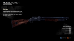 Shotgun model viewer