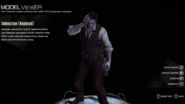 Haunted Sebastian (model viewer)