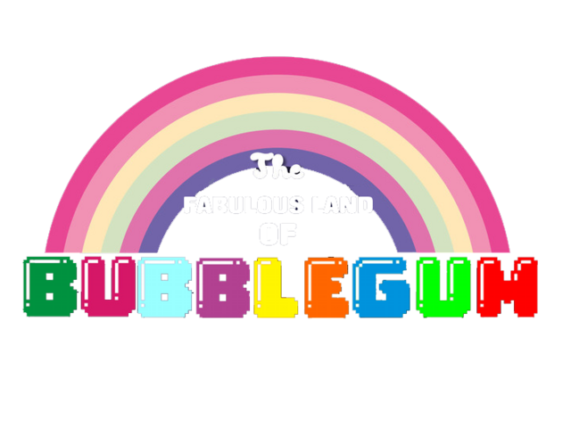 File:The Fabulous Land of Bubblegum Logo Intro.png