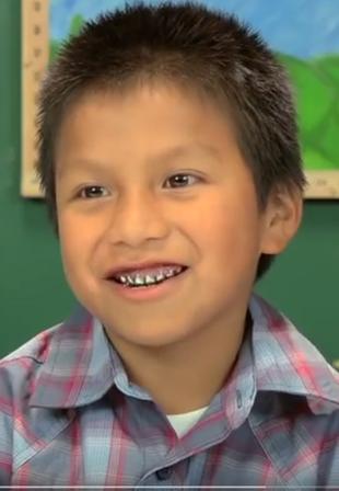 Elijah in 2014