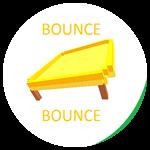Badge bounce
