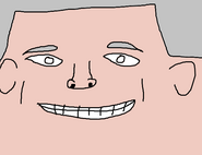 George bush face