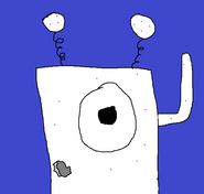 Marshy the mascot