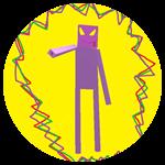 Badge Tall