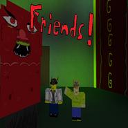 Friendship photo cameo