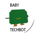 Badge techbaby