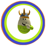 Badge Egg2