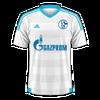 Schalke 04 2016–17 away