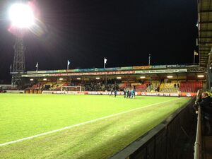 Go Ahead Eagles Adelaarshorst 001